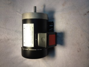 Gearbox Motor. 3/4 h.p. or 1 1/2 h.p.